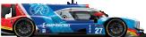 Dallara P217 - Gibson
