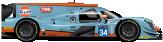 LIGIER JSP217 - Gibson
