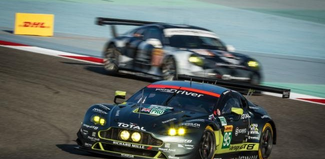 Les grands tournants du WEC 2016: Bahreïn - une roue baladeuse d'Aston Martin provoque un partage des titres GTE