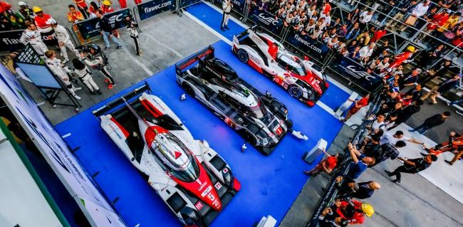 WEC turning points: Toyota punctures lose 2016 title impetus in 6H Shanghai