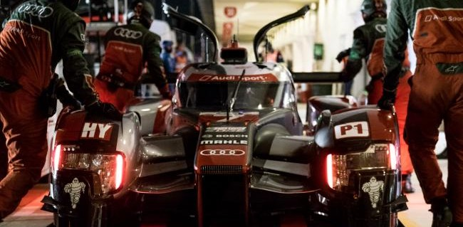 WEC turning points: Tréluyer crosses Lady Luck at 6H COTA