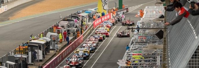 Lights out in 30 days for the 24 Hours of Le Mans!