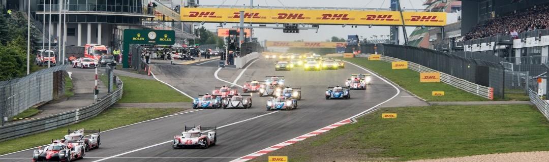 6 Hours of Nurburgring is go!