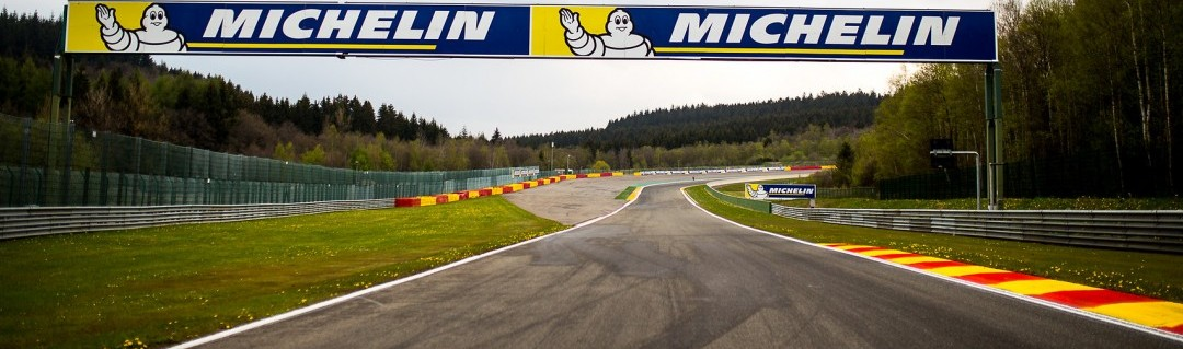 Good luck to those racing in the Total 24 Hours of Spa