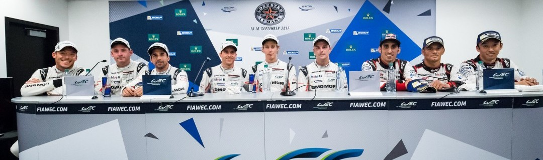 What the LMP Drivers said on Sunday at COTA