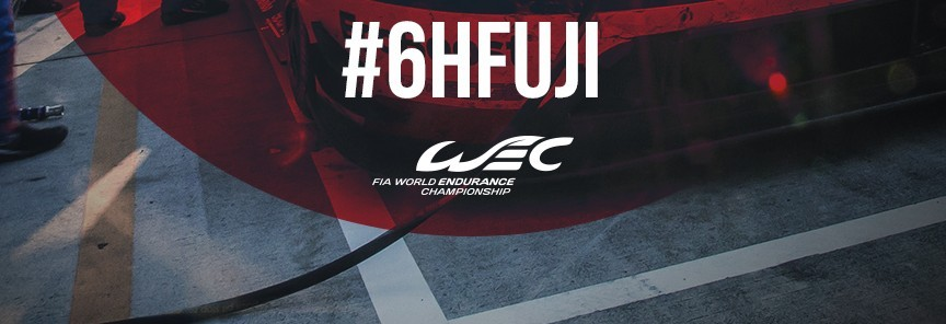 One week to go to 6 Hours of Fuji!