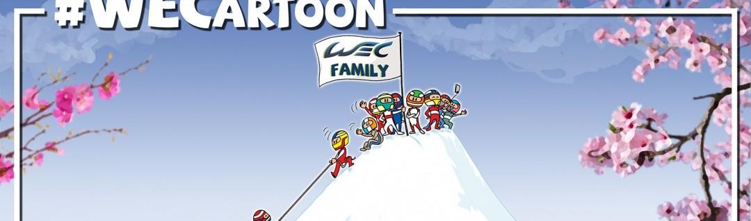 Fuji San : WEC Family!