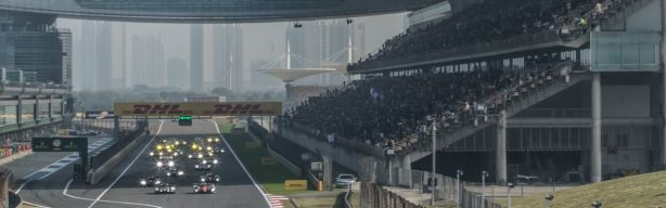 6 Hours of Shanghai:  Championships to be settled in the Pearl of the Orient