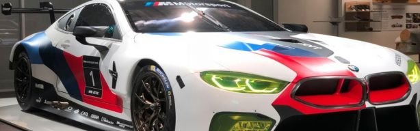 BMW announces drivers for WEC