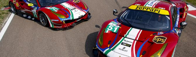Ferrari's 70th Anniversary celebrations are underway!