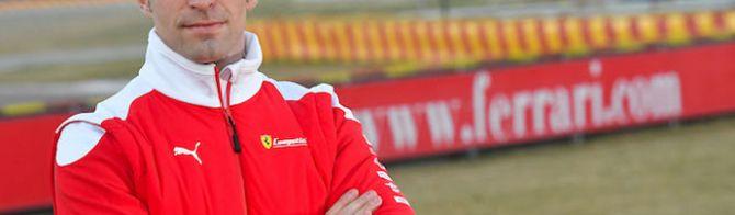 Alessandro Pier Guidi joins Ferrari