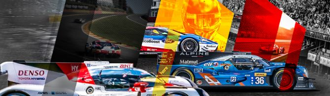 WEC 6 Hours of Spa-Francorchamps ticketing open!