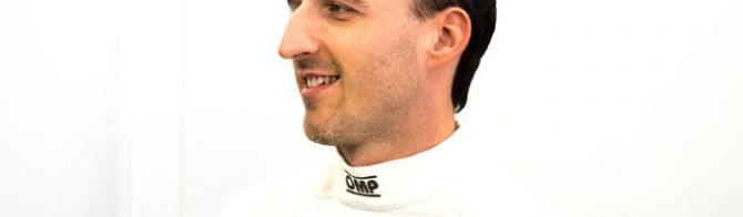 ByKolles signs Robert Kubica to join Oliver Webb