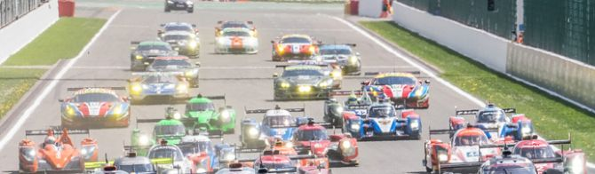 Top Class Competition in Store across 2017 WEC Grid