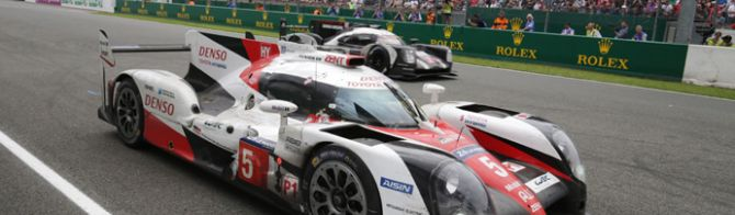 WEC turning points: Toyota suffer heartbreak at Le Mans