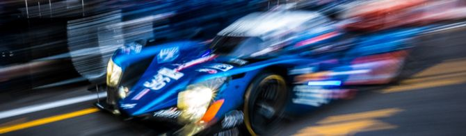 WEC turning points:  WEC 6 Hours of Spa-Francorchamps 2016