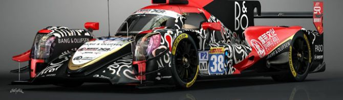 What's new for LMP2 in 2017: Interview with Sam Hignett