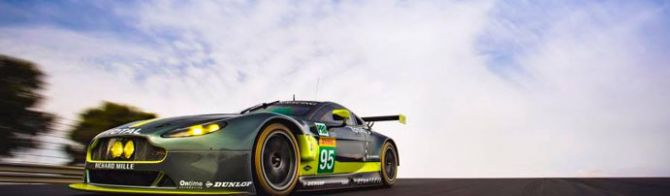 Aston Martin Racing unveil 2017 challenger and Le Mans line-ups