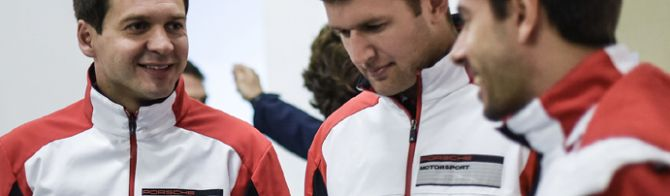 Lietz: Porsche happy with Prologue performance