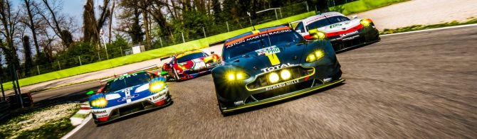 6H Silverstone: World Championship campaigns begin in LMGTE Pro