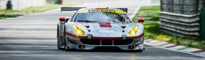 Team player Molina relishing GTE-Pro opportunity