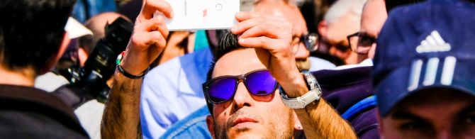 Instagram your way to meeting the WEC stars!