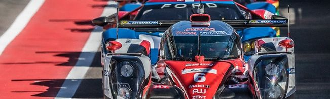 7 days to go to WEC 6 Hours of Spa-Francorchamps!