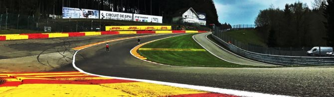 Forest thrills set to begin with Free Practice sessions at Spa