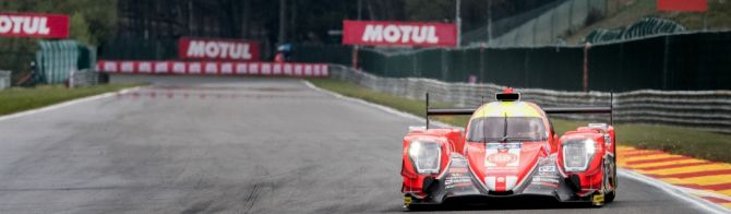 Kobayashi keeps Toyota on top at Spa in FP2; Vergne, Sorensen and Molina lead LMP2 and GTE classes