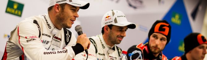 What the drivers said after qualifying on Friday at Spa
