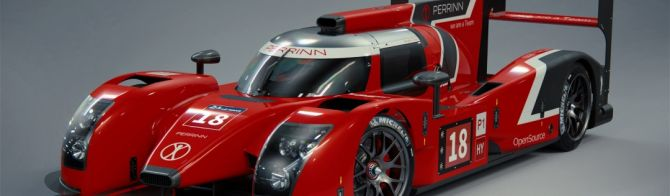 Perrinn confirms first orders for 2018 FIA WEC LMP1 Privateer