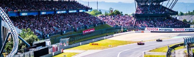 8 weeks to go to 6 Hours of Nürburgring!