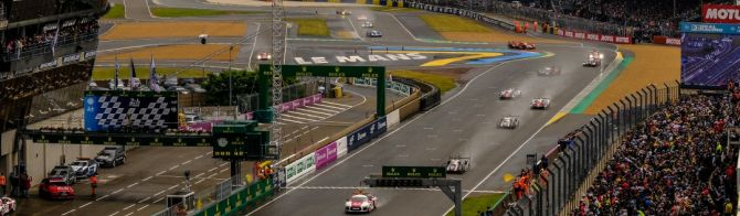 What happens at the Le Mans Test weekend