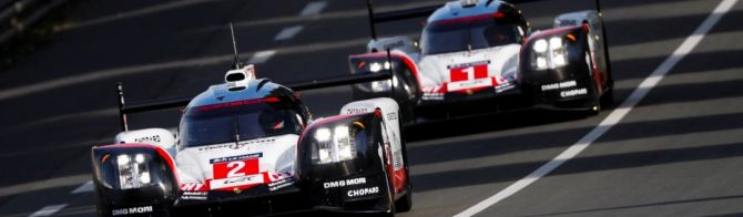 What has the Porsche 919 Hybrid in common with the power supply of a village? (Pt1 of 2)