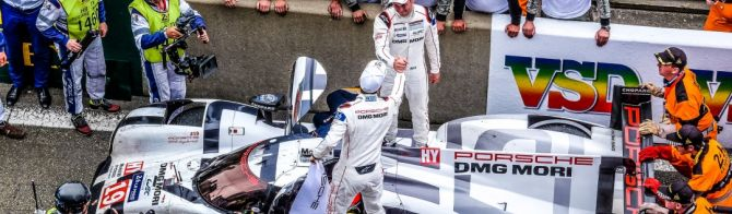 What has the 919 Hybrid in common with the power supply of a village? (Pt2 of 2)