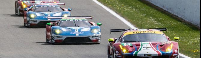 Scrutineering: Toyota, Vaillante Rebellion, Ferrari and Ford to appear Monday