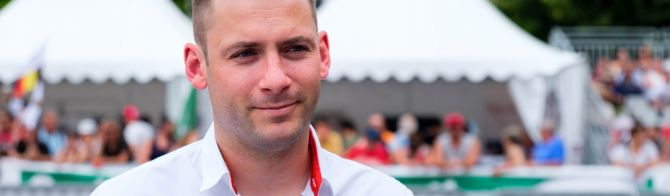 VIDEO - 24 Hours of Le Mans - interview with Porsche LMP Team's Nick Tandy