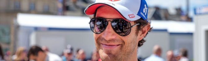 VIDEO - 24 Hours of Le Mans - interview with Bruno Senna of Vaillante Rebellion