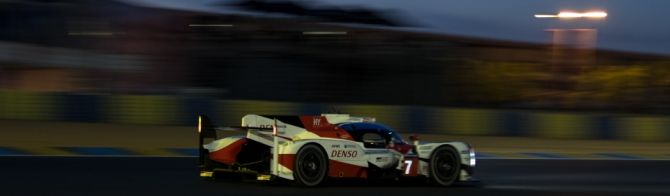 24H Le Mans: Toyota claims first provisional pole in First Qualifying session