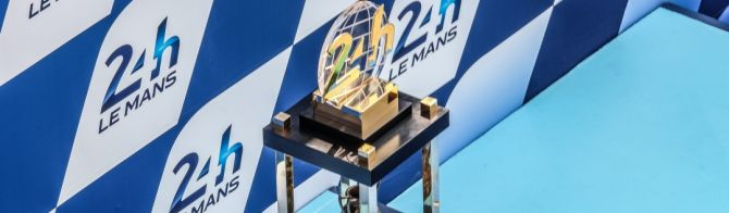 24 Hours of Le Mans - The programme for race day!