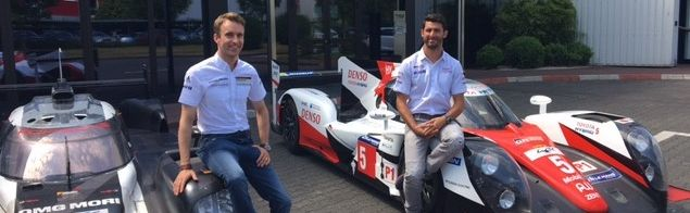 Porsche and Toyota both looking forward to top class Nürburgring battle