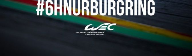 7 Days to go to 6 Hours of Nurburgring!