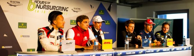 What the drivers said after FP1 at the pre-event press conference