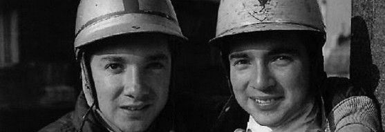 Mexico's founding fathers of endurance racing: Pedro and Ricardo Rodriguez