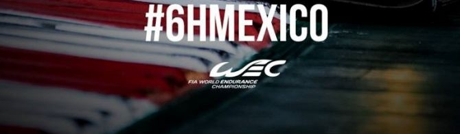 7 days to go to 6 Hours of Mexico!