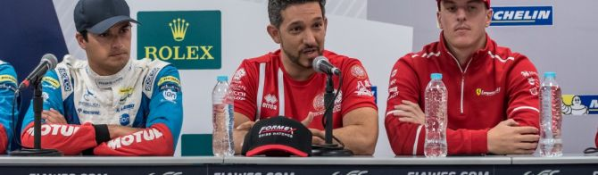 Latin aces look forward to Mexican endurance feast