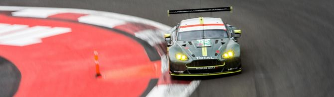 Porsche 1-2 again in Free Practice 2 in Mexico; Aston lead LMGTE