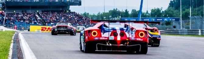 Ford versus Ferrari rivalry hotting up in Texas heat