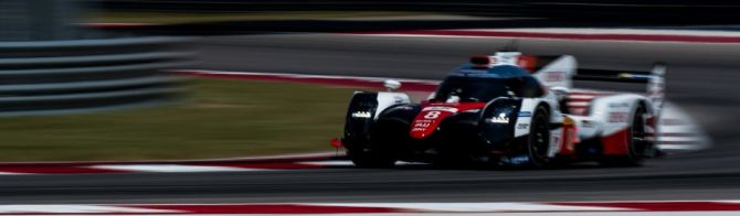Buemi fastest for Toyota in FP3 at COTA