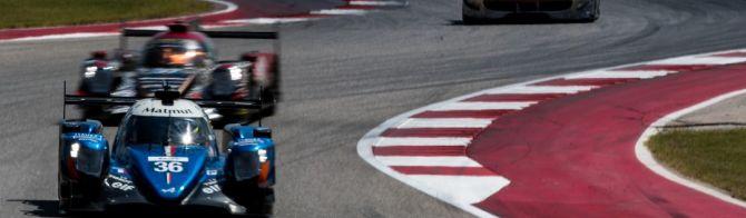 No.1 Porsche extends advantage after 4 hours; Porsche takes fight to Ferrari in LMGTE Pro
